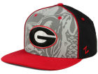 Georgia Bulldogs Top of the World NCAA Reflector Snapback Cap Adjustable Hats