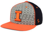 Illinois Fighting Illini Top of the World NCAA Reflector Snapback Cap Adjustable Hats