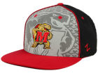 Maryland Terrapins Top of the World NCAA Reflector Snapback Cap Adjustable Hats