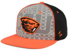 Oregon State Beavers Top of the World NCAA Reflector Snapback Cap Adjustable Hats