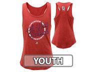 Majestic MLB Youth Girls Shine Bright Tank Tanks