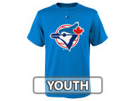 Majestic MLB Youth Coop Official Logo T-Shirt T-Shirts