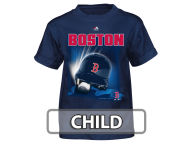 Majestic MLB Child 4-7 Kinetic Helmet T-Shirt T-Shirts