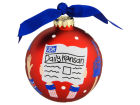 Kansas Jayhawks Crowd Cheer Ornament Holiday