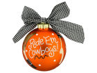 Oklahoma State Cowboys Crowd Cheer Ornament Holiday