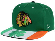Zephyr NHL Clover Snapback Hat Adjustable Hats