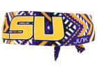 LSU Tigers Junk Brands NCAA Flex Tie Headband Hats