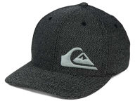 Quiksilver Final 2 Flex Hat Stretch Fitted Hats