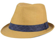 LIDS Private Label Raffia Fedora Hats