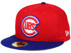 Chicago Cubs New Era MLB The Playoff Push 59FIFTY Cap Fitted Hats