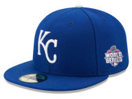 New Era MLB 2015 World Series AC Patch 59FIFTY Cap Fitted Hats