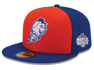 New Era MLB 2015 World Series DE Patch 59FIFTY Cap Fitted Hats