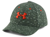 Under Armour Boys Printed Blitzing Cap Stretch Fitted Hats