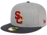 NCAA Heather Action 59FIFTY Cap Fitted Hats