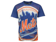 Forever Collectibles MLB Men's Big Logo Sublimated T-Shirt T-Shirts