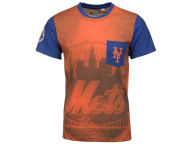 Forever Collectibles MLB Men's Pocket Sublimated T-Shirt T-Shirts