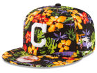 Cleveland Indians New Era MLB Spring Time 9FIFTY Cap Adjustable Hats