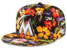 Miami Marlins New Era MLB Spring Time 9FIFTY Cap Adjustable Hats