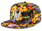 Milwaukee Brewers New Era MLB Spring Time 9FIFTY Cap Adjustable Hats
