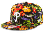 Philadelphia Phillies New Era MLB Spring Time 9FIFTY Cap Adjustable Hats