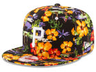 Pittsburgh Pirates New Era MLB Spring Time 9FIFTY Cap Adjustable Hats