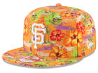 San Francisco Giants New Era MLB Spring Time 9FIFTY Snapback Cap Adjustable Hats