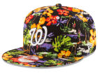 Washington Nationals New Era MLB Spring Time 9FIFTY Cap Adjustable Hats