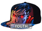 DC Comics Superman Youth Red Eye Snapback Hat Adjustable Hats