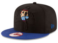 New Era NBA HWC Logoman Blackout 9FIFTY Snapback Cap Adjustable Hats