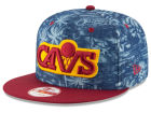 Cleveland Cavaliers New Era NBA HWC D-TROP 9FIFTY Snapback Cap Adjustable Hats
