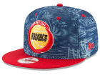 Houston Rockets New Era NBA HWC D-TROP 9FIFTY Snapback Cap Adjustable Hats