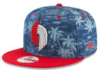 Portland Trail Blazers New Era NBA HWC D-TROP 9FIFTY Snapback Cap Adjustable Hats