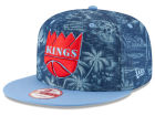 Sacramento Kings New Era NBA HWC D-TROP 9FIFTY Snapback Cap Adjustable Hats