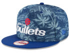 Washington Bullets New Era NBA HWC D-TROP 9FIFTY Snapback Cap Adjustable Hats