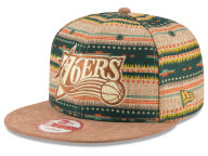 New Era NBA HWC The Natural Print 9FIFTY Snapback Cap Adjustable Hats