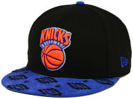 New Era NBA HWC Sueded Print 9FIFTY Snapback Cap Adjustable Hats