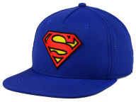 DC Comics Flatbill Mesh Snapback Hat Adjustable Hats