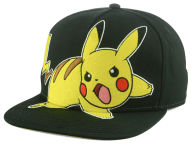 Pokemon Angry Pika Snapback Hat Adjustable Hats