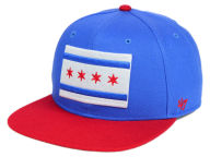 Chicago City State Sure Shot Snapback Cap Adjustable Hats