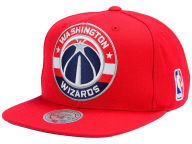 Mitchell and Ness NBA XL Logo Snapback Cap Hats