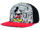 Disney Mickey Mouse Comic Snapback Hat Adjustable Hats