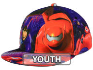 Big Hero 6 Sub AO Youth Snapback Cap Adjustable Hats