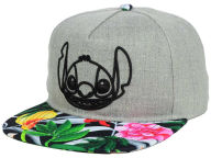 Lilo and Stitch Floral Vis Snapback Hat Adjustable Hats