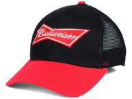 Budweiser Bowtie Flexmesh Hat Stretch Fitted Hats