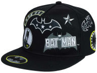 DC Comics Patchwork Snapback Hat Adjustable Hats