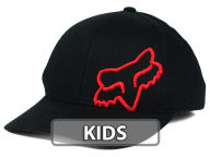 Fox Youth Flex 45 Hat Stretch Fitted Hats