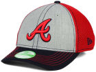 Atlanta Braves New Era MLB Youth Heathered Neo 39THIRTY Cap Stretch Fitted Hats