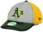 Oakland Athletics New Era MLB Youth Heathered Neo 39THIRTY Cap Stretch Fitted Hats