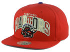 Toronto Raptors Mitchell and Ness NBA Reflective Tri Pop Snapback Cap Adjustable Hats