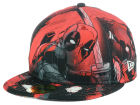 Deadpool All Over 59FIFTY Cap Fitted Hats